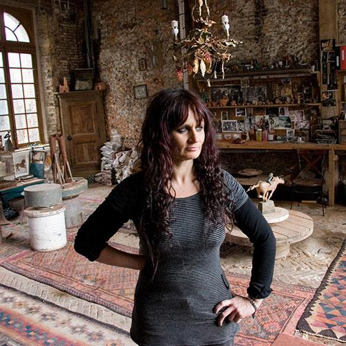 Fanny Ferré Sculptrice