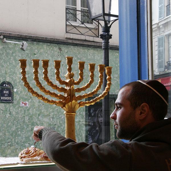 Juifs du Marais