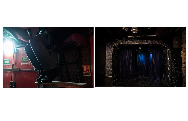 Théâtre des Blancs-manteaux.