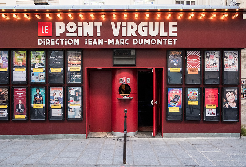 Théâtre du Point Virgule